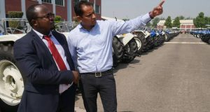 Indian tractor manufacturing company to visit Zambia