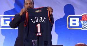 Still Ruthless? Ice Cube accused of stealing ideas and players for his new BIG3 basketball league.
