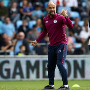 Pep Guardiola © Getty Images