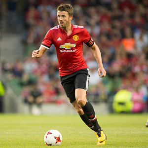 Michael Carrick © Getty Images