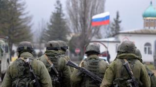 Russia annexed Crimea from Ukraine in 2014