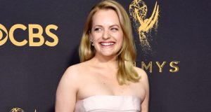 Elisabeth Moss won best actress in a drama series for The Handmaid's Tale