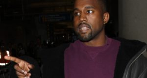 FINALLY! Some Kanye West-related news that doesn't have to do with anything silly!