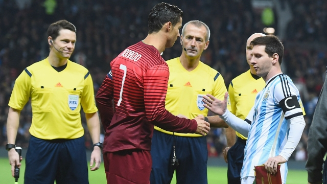 Ronaldo, Messi make it safely to World Cup