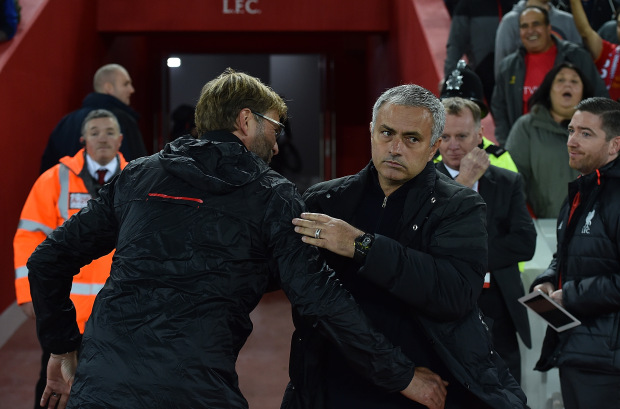 Jurgen Klopp's side have taken just five points from their last four games