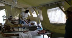 Cholera breaks out in Lusaka