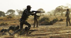 These Nigerien soldiers took part in a US training exercise earlier this year