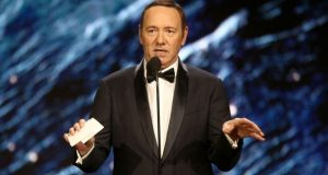 Kevin Spacey at the British Academy Britannia Awards earlier this year