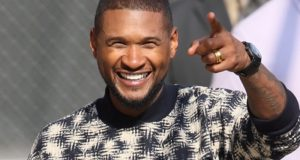 R&B singer Usher will take a moment to honor the victims of a mass slaying in Las Vegas, in an upcoming concert.
