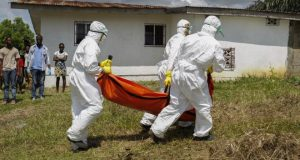 Ebola claimed at least 100,000 lives across west Africa