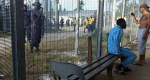PNG authorities have given asylum seekers a deadline to leave, the former detainees say