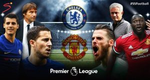 Chelsea, United battle to stay in touch