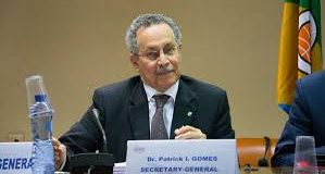 Dr. Patrick Gomes
