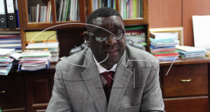 Ministry of Health Spokesperson Dr. Maximillian Bweupe