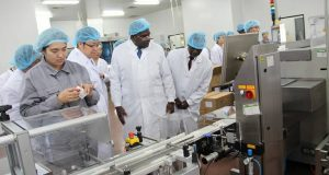 Chinese Govt to construct a national public health laboratory in Zambia