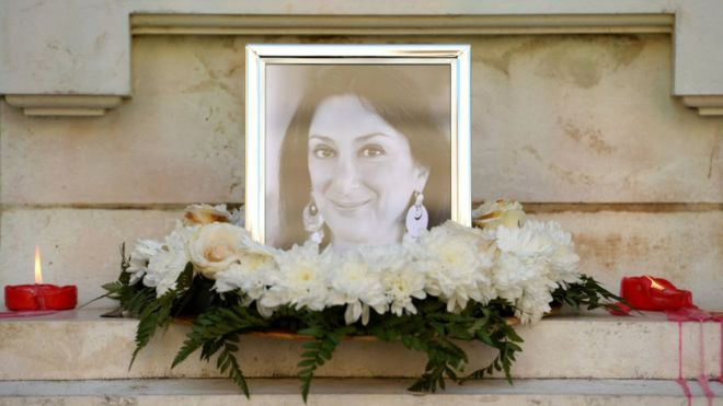Caruana Galizia was an investigative journalist