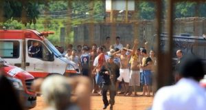 Several prisoners were re-arrested a few hours after the riot
