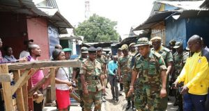 Defense forces to be withdrawn after eradicating Cholera