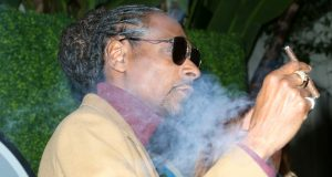 Snoop Dogg has teamed with a fast giant for a new menu offering.