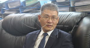 Chinese Ambassador to Zambia Yang Youming