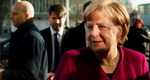Angela Merkel's party suffered heavy losses in Germany's election last year