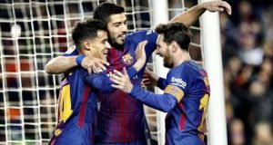 Messi wows team with special free kick