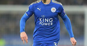 <> at The King Power Stadium on December 19, 2017 in Leicester, England.