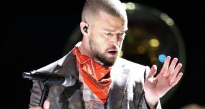About 106 million people watched Justin Timberlake's Super Bowl half time show