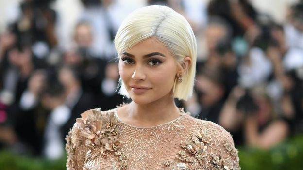 On Sunday, Kylie Jenner announced that she had given birth to a daughter