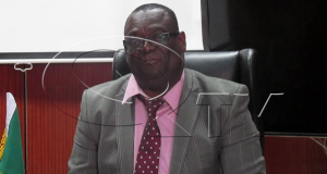 General Education Permanent Secretary Henry Tukombe