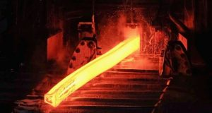 The US buys 15% of UK steel exports