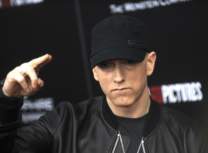 Eminem Over Takes Taylor Swift In New Sales Accomplishment | Q FM