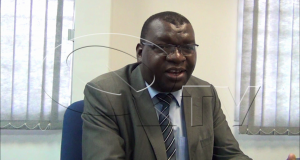 PIA Deputy Registrar in charge of Insurance Titus Nkwale