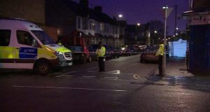 Police attended Chalgrove Road with London Ambulance Service and found the victim with a bullet wound