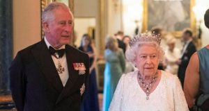 The Queen had given her backing to Prince Charles replacing her as Commonwealth head