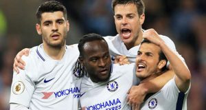 Victor Moses Keeps Chelsea's Champions League Hope Alive