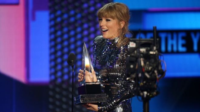 Swift hinted she'd started work on her seventh album